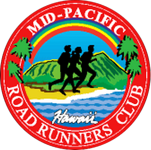 Mid-Pacific Road Runners Club logo